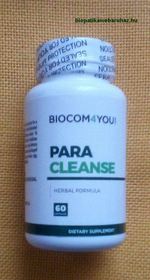 egy tabletta az összes parazita számára