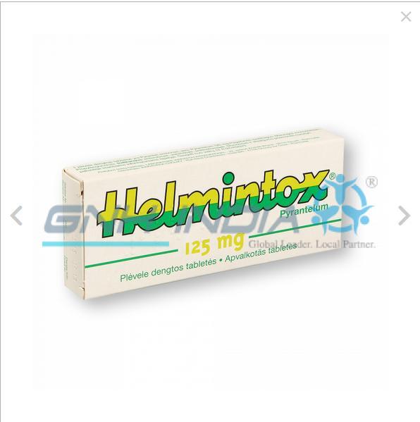 helmintox pirantel széles szalag, az úgynevezett betegség