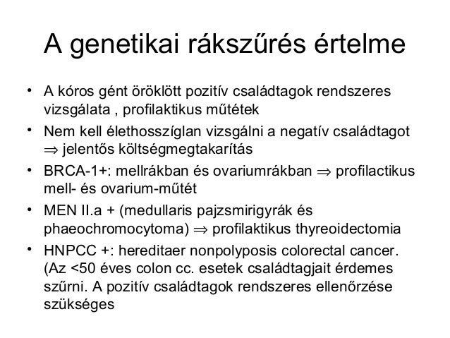 endometrium rákos halálozás